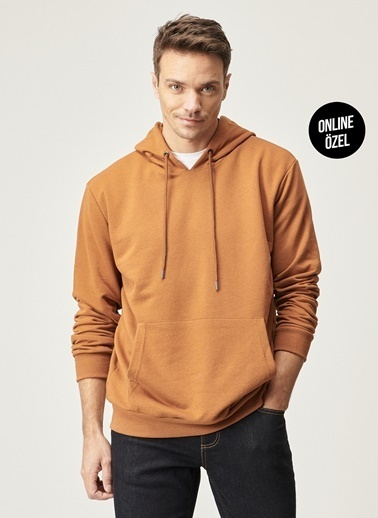Altınyıldız Classics Sweatshirt Camel